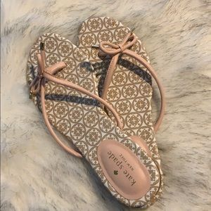 🆕 Kate Spade Flip Flops